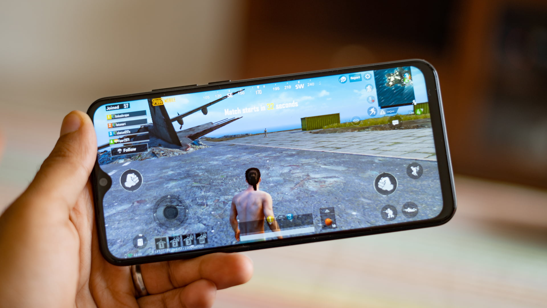 5 Best Games Like PUBG Mobile for 6 GB Ram Android Phones
