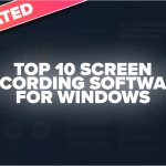 Best apps to record pc screen